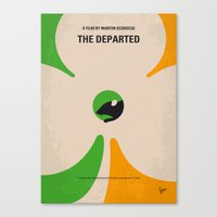 No506 My The Departed Mi… Canvas Print
