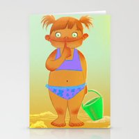 Hide him away Stationery Cards
