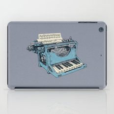 The Composition. iPad Case