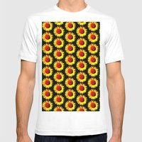 Sunflower Group Mens Fitted Tee White SMALL