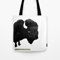 THE KING OF PRAIRIE Tote Bag
