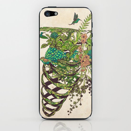 Daydreamer Vintage iPhone & iPod Skin