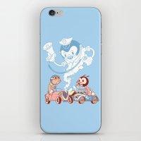 CrashBoomBang iPhone & iPod Skin