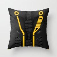 Tron Legacy, Clu Throw Pillow