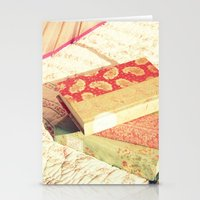 She Has Stories For Days Stationery Cards