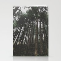 Tall Trees Stationery Cards