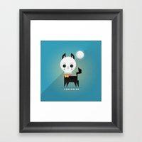 9 Lives Framed Art Print