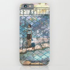 Sea stairs iPhone 6 Slim Case