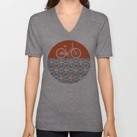 I Want To Ride My Bicycl… Unisex V-Neck