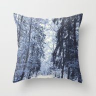 Bent Labyrinths Throw Pillow