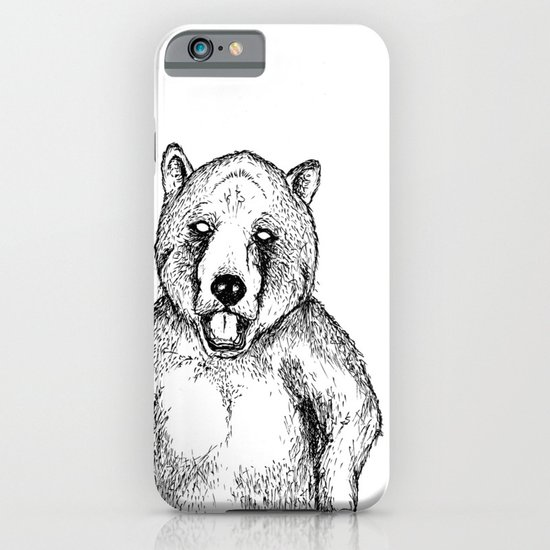Cold Bear iPhone & iPod Case