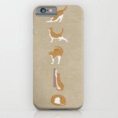 Cat Ballet iPhone 6s Slim Case