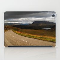 The Road to Poolewe iPad Case