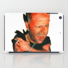 Bruce Willis iPad Case