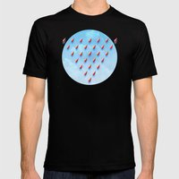Landscape Of My Heart (s… Mens Fitted Tee Black SMALL