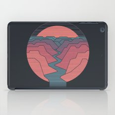 Canyon River iPad Case