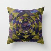 Transforming Throw Pillow