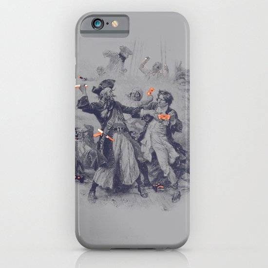 Epic Battle iPhone & iPod Case