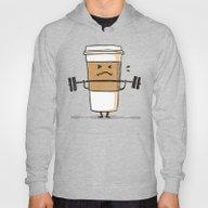 Strong Coffee Hoody