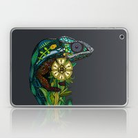 chameleon pewter Laptop & iPad Skin