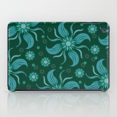 Floral Obscura iPad Case