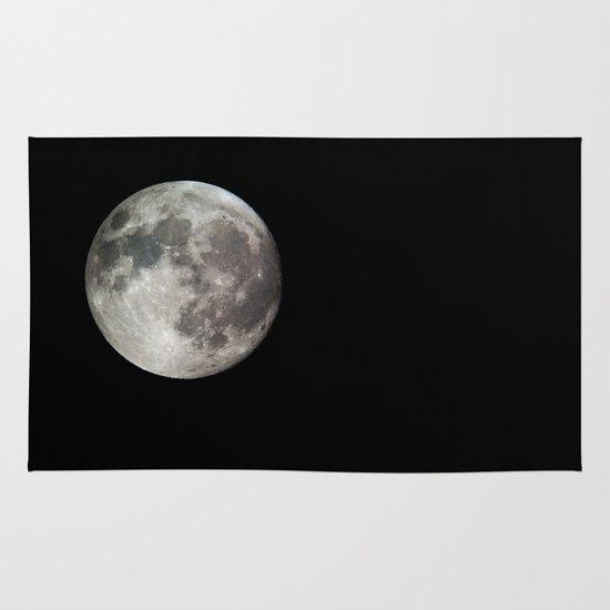 Moon Area & Throw Rug