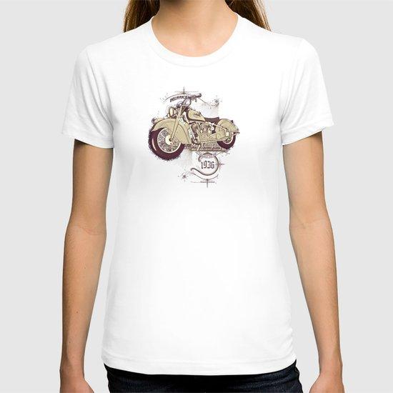 1936 indian T-shirt