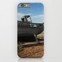 iPhone & iPod Case featuring Boat off Course by SC Photography