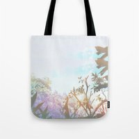 Living in the Sun Tote Bag