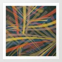 Op Ning A Avant Garde Be… Art Print