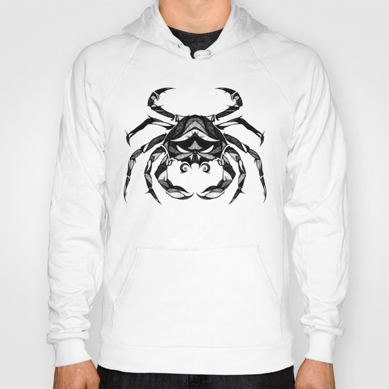 Signs of the Zodiac - Cancer Hoody
