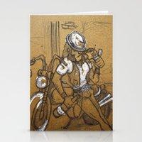 Scoundrel Stationery Cards