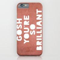 Gosh (Brilliant) iPhone 6 Slim Case