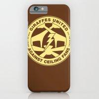Giraffes United Against … iPhone 6 Slim Case