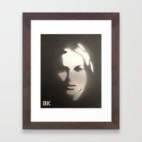 NP Framed Art Print