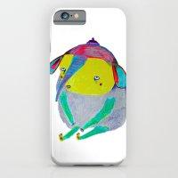 Baby Elephant. elephant art, elephant illustration, cute, kids, nature, animals,  iPhone 6 Slim Case