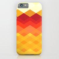 iPhone & iPod Case featuring Against the Sun by Derek Sabiston