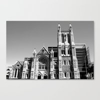 City of Churches - Adelaide Canvas Print