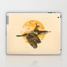Ride The Sky Laptop & iPad Skin