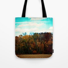 All the colors of mother nature Tote Bag
