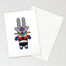 Sr. Trolo / Mazinger Stationery Cards