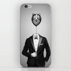 Mr. Kitty iPhone & iPod Skin