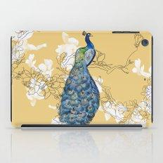 Animalia - The Peacock - Animal kingdom print iPad Case