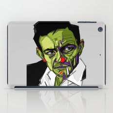 J.Cash iPad Case