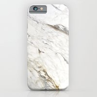 iPhone Cases featuring New Marble by Grace