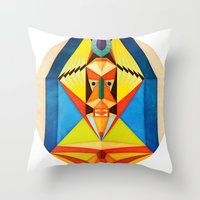 Unu Throw Pillow