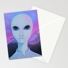 Alien - Extraterrestrial Biological Entity #1 (EBE#1) Stationery Cards