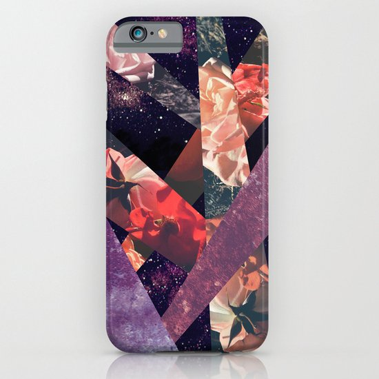 ROSES IN THE GALAXY iPhone & iPod Case