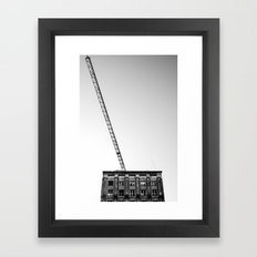 Archi-Something #2 Framed Art Print