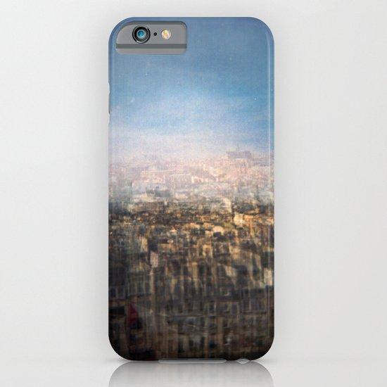 Paris Multiple Exposure  iPhone & iPod Case